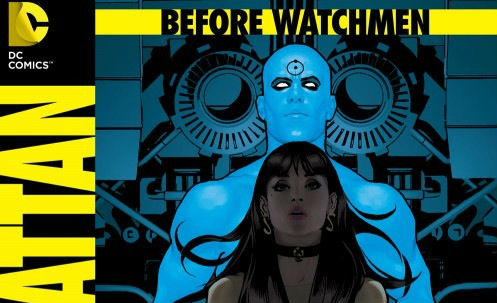 Before Watchmen: the comic book prequel no one wants