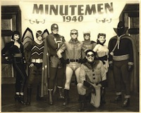 Minutemen Watchmen movie