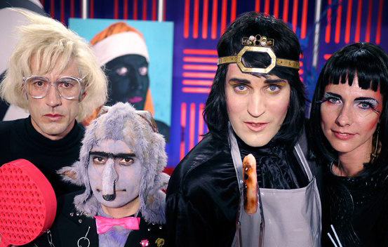 Noel Fielding's Luxury Comedy and Mad Dogs 2: What We've Been Watching
