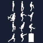 The TARDIS Of Silly Walks