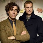 Dirk Gently - Steven Mangan and Darren Boyd