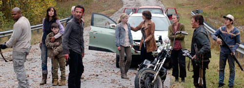 The Walking Dead: Beside The Dying Fire