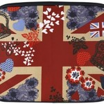 Frost French Union Jack Laptop Bag