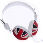 Union Jack Jubilee Headphones