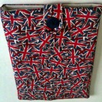 Kindle Cover Union Jack Print