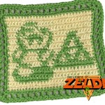 Free Link from Zelda crochet and knit pattern