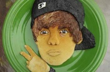 Sad Justin Bieber Cake
