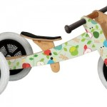 "Wishbone Balance Bike ""Apple-A-Day"" special edition"