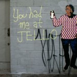 You Had Bill Cosby At Jello - NYC street art
