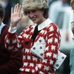 How to knit Princess Diana's Sheep Sweater