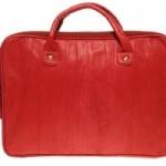 ASOS Leather Laptop Bag
