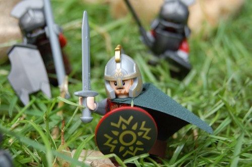 LEGO Eomer Lord of the Rings
