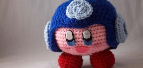 Jenny Dork Mega Man Kirby