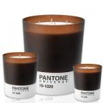 Pantone Candle Brown