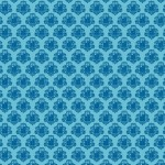 TARDamask: Doctor Who TARDIS fabric
