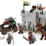 LEGO's Lord of the Rings collection