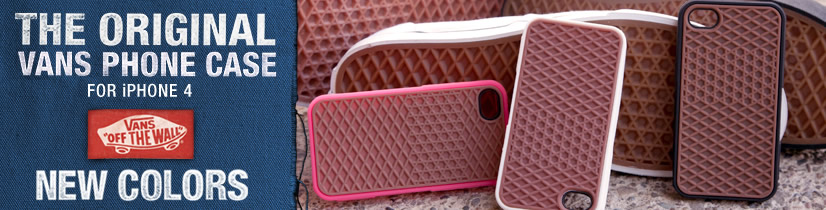 iPhone Case from Vans