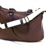 Anita Leather Laptop Bag
