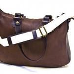 Anita Leather Laptop Bag