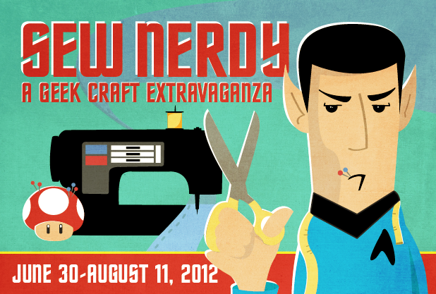 Sew Nerdy Show Geek Craft