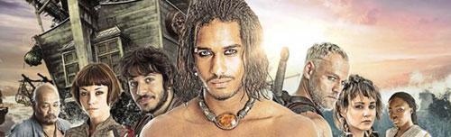 Sinbad cast - starring Elliot Knight