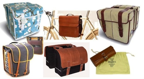 Cool Bicycle Panniers