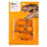 Natural History Museum cookie cutters