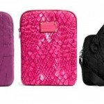 Laptop and iPad cases from Marc Jacobs