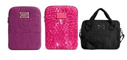 Laptop Ipad cases Marc Jacobs
