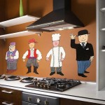 Mr Benn wall decal sticker things