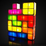 Tetris Stackable Lamp