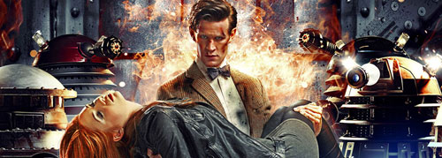 Doctor Who: Asylum of The Daleks – Dork Review