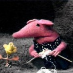 Knit your own Clanger!