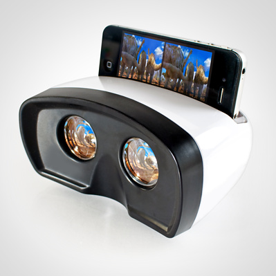 3d Youtube Iphone Viewer