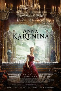 Film poster for Anna Karenina