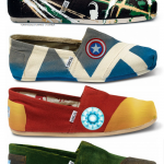 Photoshopped images of Avengers Toms