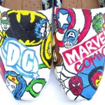 Customised Toms shoes