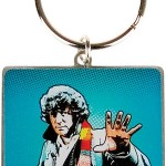 The Fourth Doctor Keyring