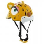 Leopard Kids Helmet