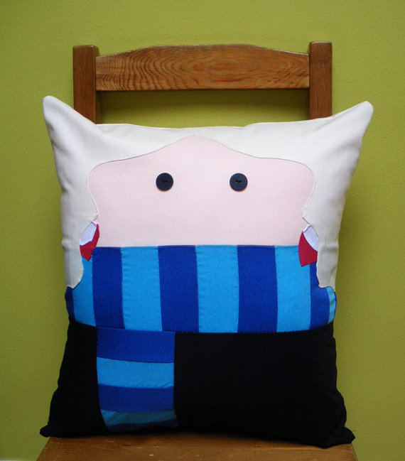 Luna Lovegood Pillow