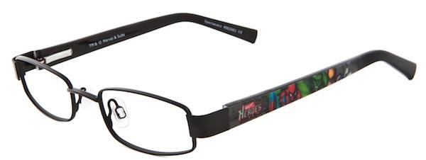 Superhero, Star Wars and Simpsons glasses for kids