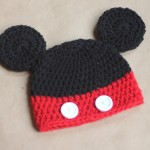 Mickey Hat Crochet Pattern