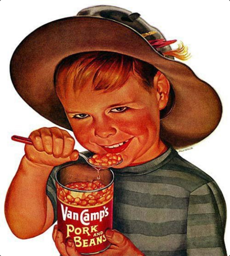 Pork and Beans Nightmare Child