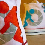 Portal Converse custom made shoes