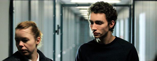Accused - Robert Sheehan and Anna Maxwell Martin