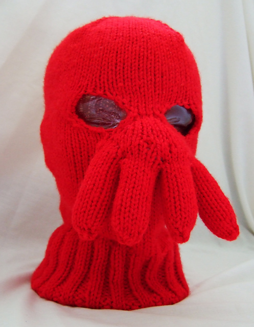 Dr Zoidberg Claw Mittens Free Knitting And Crochet Pattern