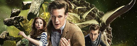 Doctor Who: Dinosaurs on a Spaceship – Dork Review