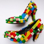 Lego custom made shoes
