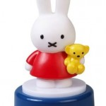 Miffy 3D Night Light: Glowing rabbit of joy