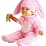 Bunny Rabbit Baby Costume